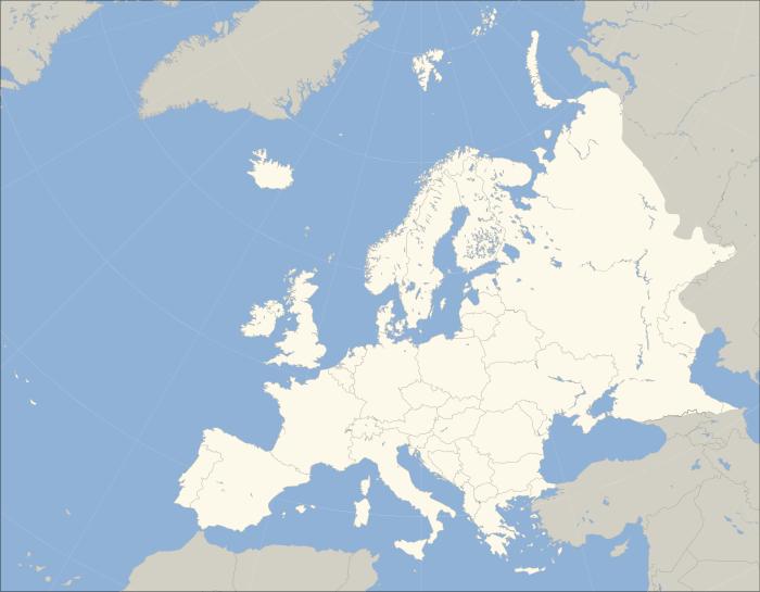 Europe Wikipedia