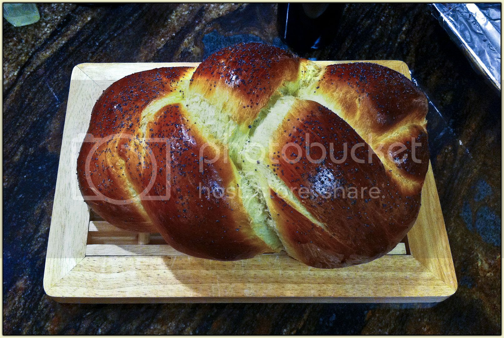 Yet Another Challah