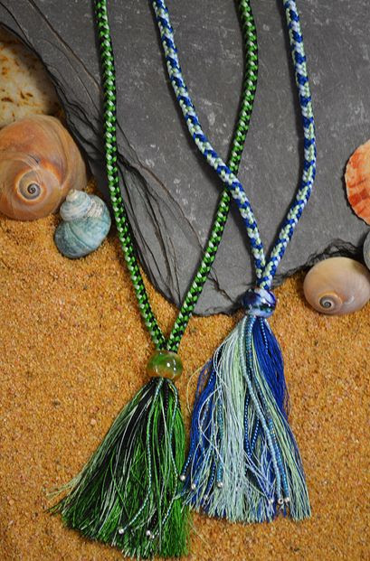Kumihimo | Susan Jefferson Jewelry