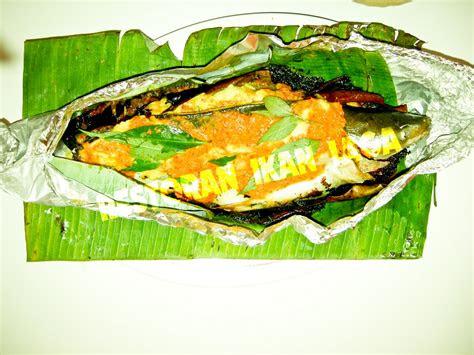 ikan patin paih  bakar tempoyak restoran ikan laga