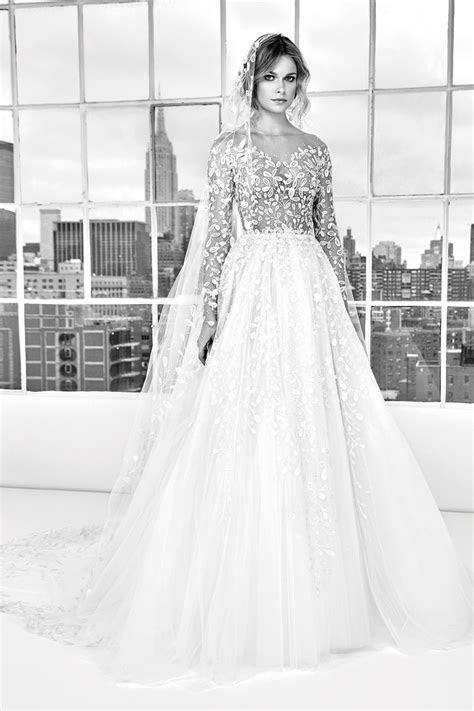 BN Bridal: Zuhair Murad Bridal Fashion Week Spring 2018
