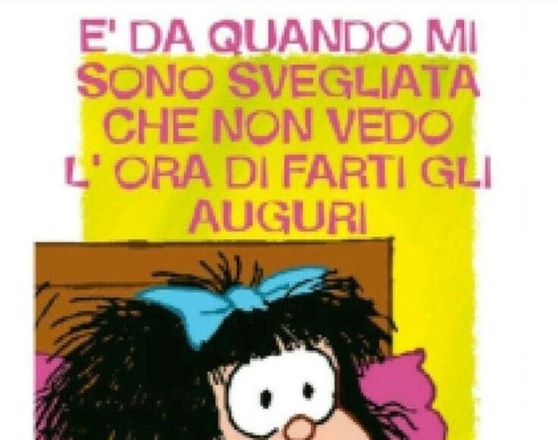 Mafalda Auguri Compleanno Compleanno