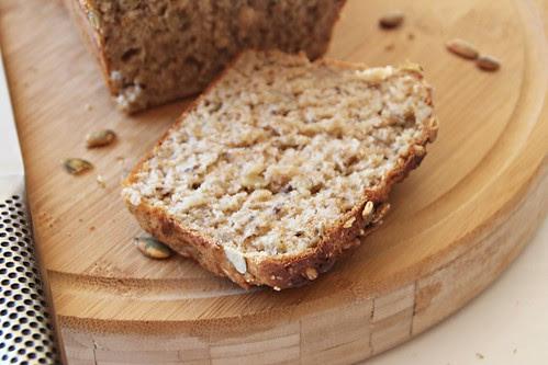 Very Seedy, Very Easy, Wholemeal Bread 3