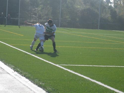 U.E. Sants - C.F. Peralada (22/11/2009)