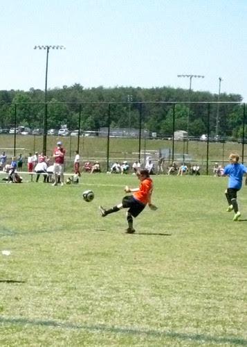 CESA Spring Soccer 2011
