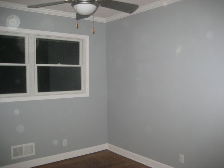 Monorail Silver By Sherwin Williams Silver Living Room