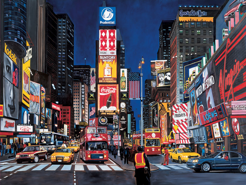 New York Times Square Hd Wallpaper Look Wallpapers