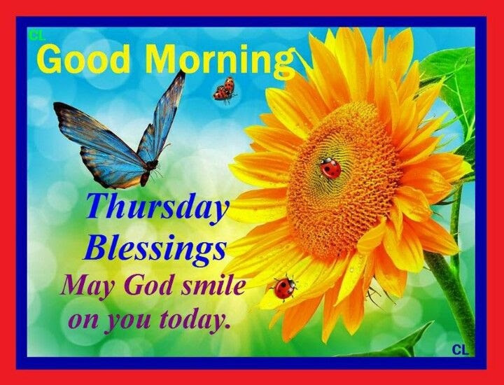 Good Morning Thursday Blessing Pictures Photos And Images For