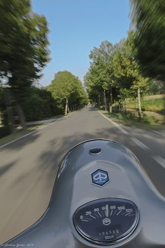 Vespa sprint by Gobbo Andrea