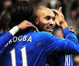 Didier and Nicolas in happier times