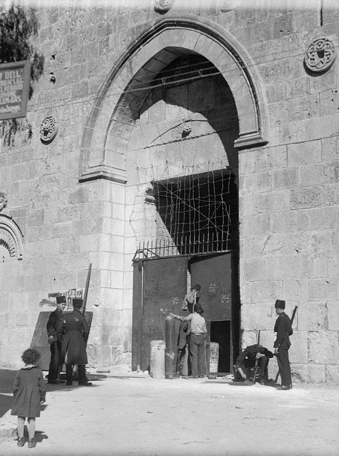 zion gate 1938