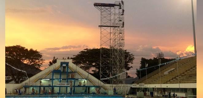 Cali será escenario clasificatorio de clavadistas al Mundial en Cartagena