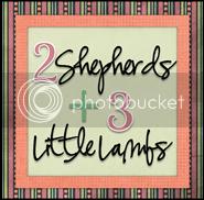 2 Shepherds + 3 Little Lambs