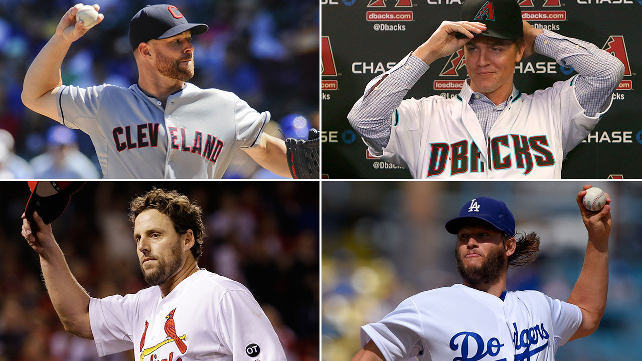 Las 5 mejores rotaciones de Grandes Ligas según pronósticos