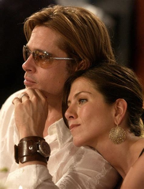 Did Ex husband Brad Pitt Apologize to Jennifer Aniston