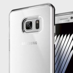 Spigen Neo Hybrid Crystal Samsung Galaxy Note 7 Case - Gunmetal