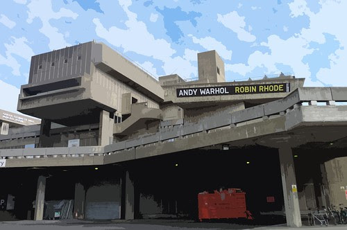 Warhol at Hayward