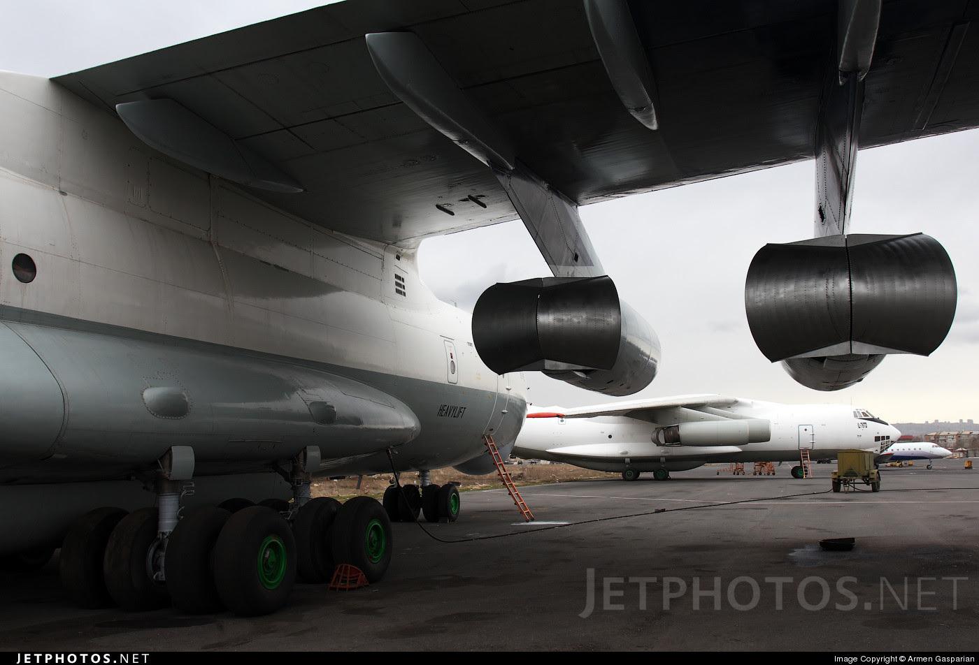 Aero-Service Il76 Crash in Brazzaville Congo