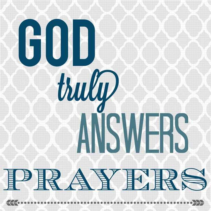 Quotes About God Answered Prayer 57 Quotes