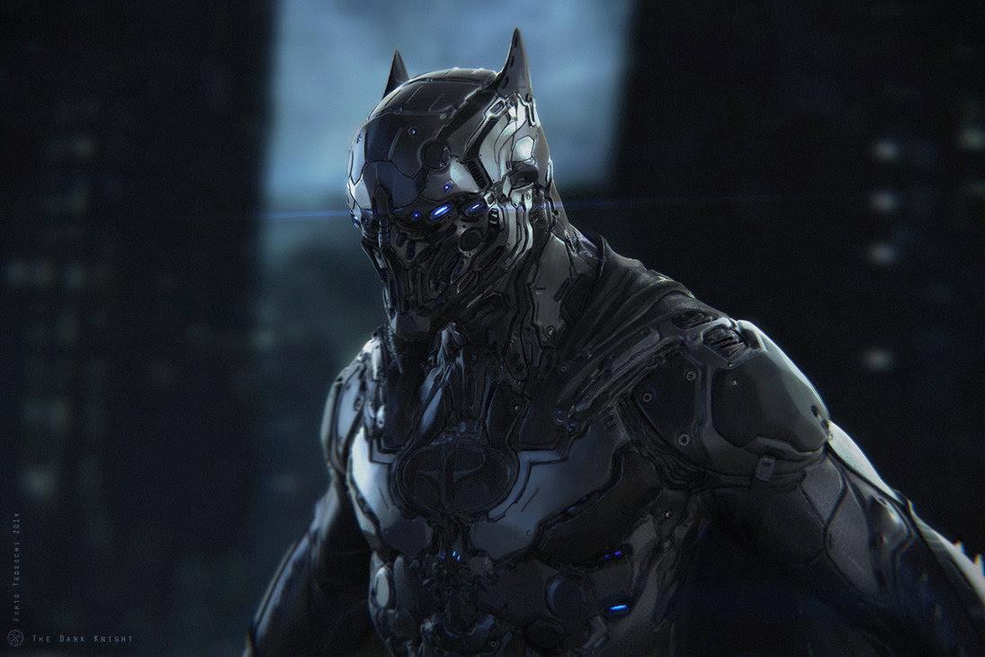 The Dark Knight Furio Tedeschi