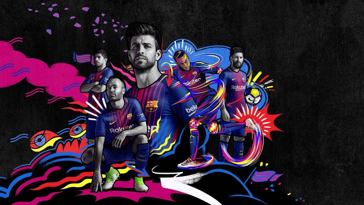 Fc Barcelona Wallpapers 2018