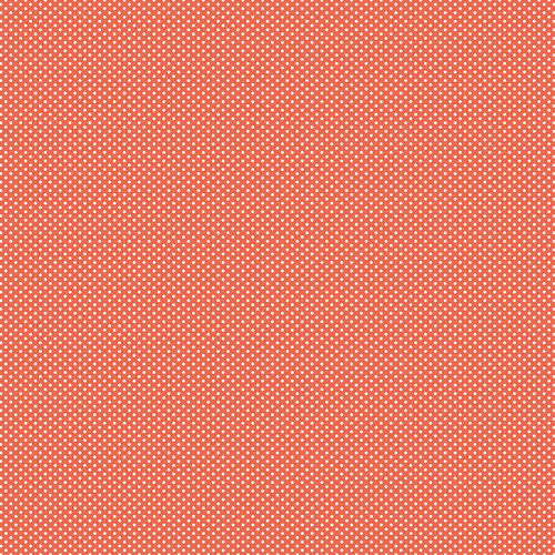 3-papaya_BRIGHT_TINY_DOTS_melstampz_12_and_a_half_inches_SQ_350dpi