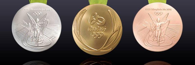 medalhas Rio