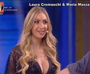 Laura Cremaschi and Maria Mazza sexy in Avanti un altro