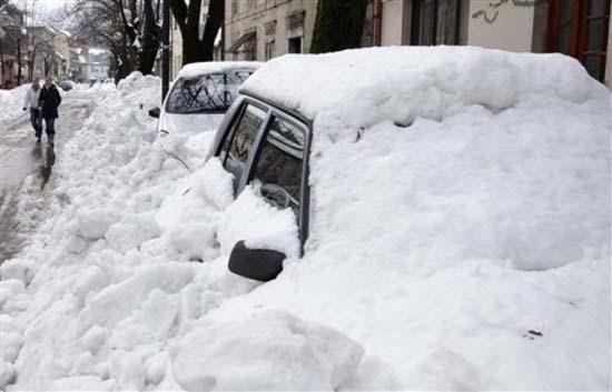 Χιόνια στην Ευρώπη (7)