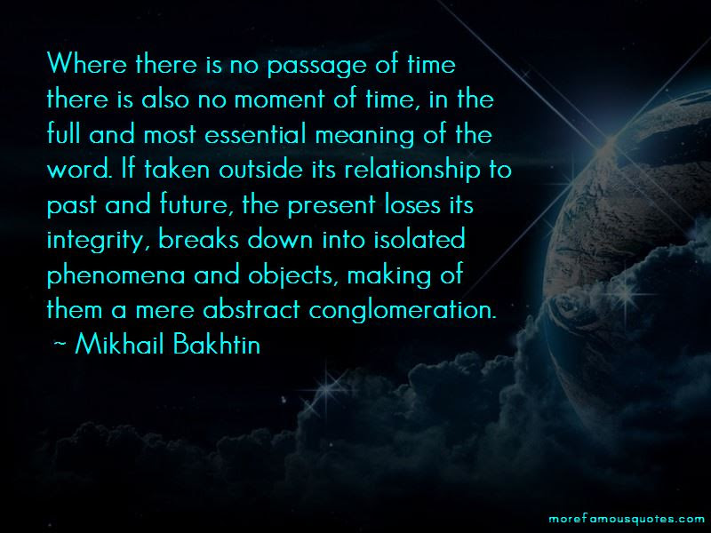 Past Future Present Quotes Top 44 Quotes About Past Future Present