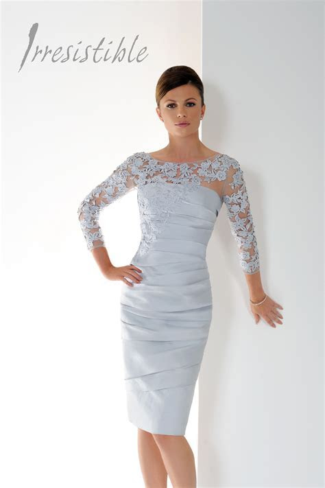A jaw dropping dress by Irresistible for a mother of the
