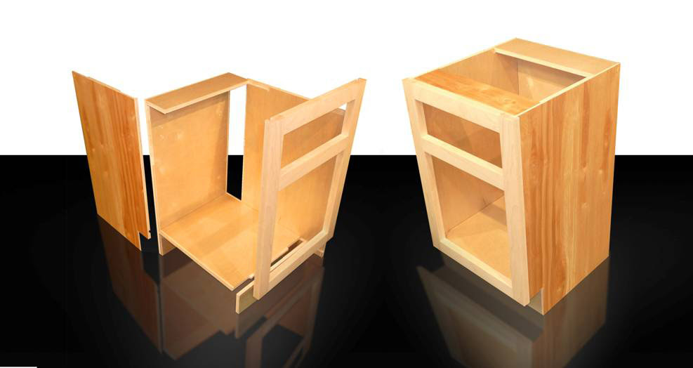 Plywood Box Cabinets online information