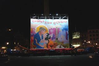 India Festival, Nelson's Column, Trafalgar Square
