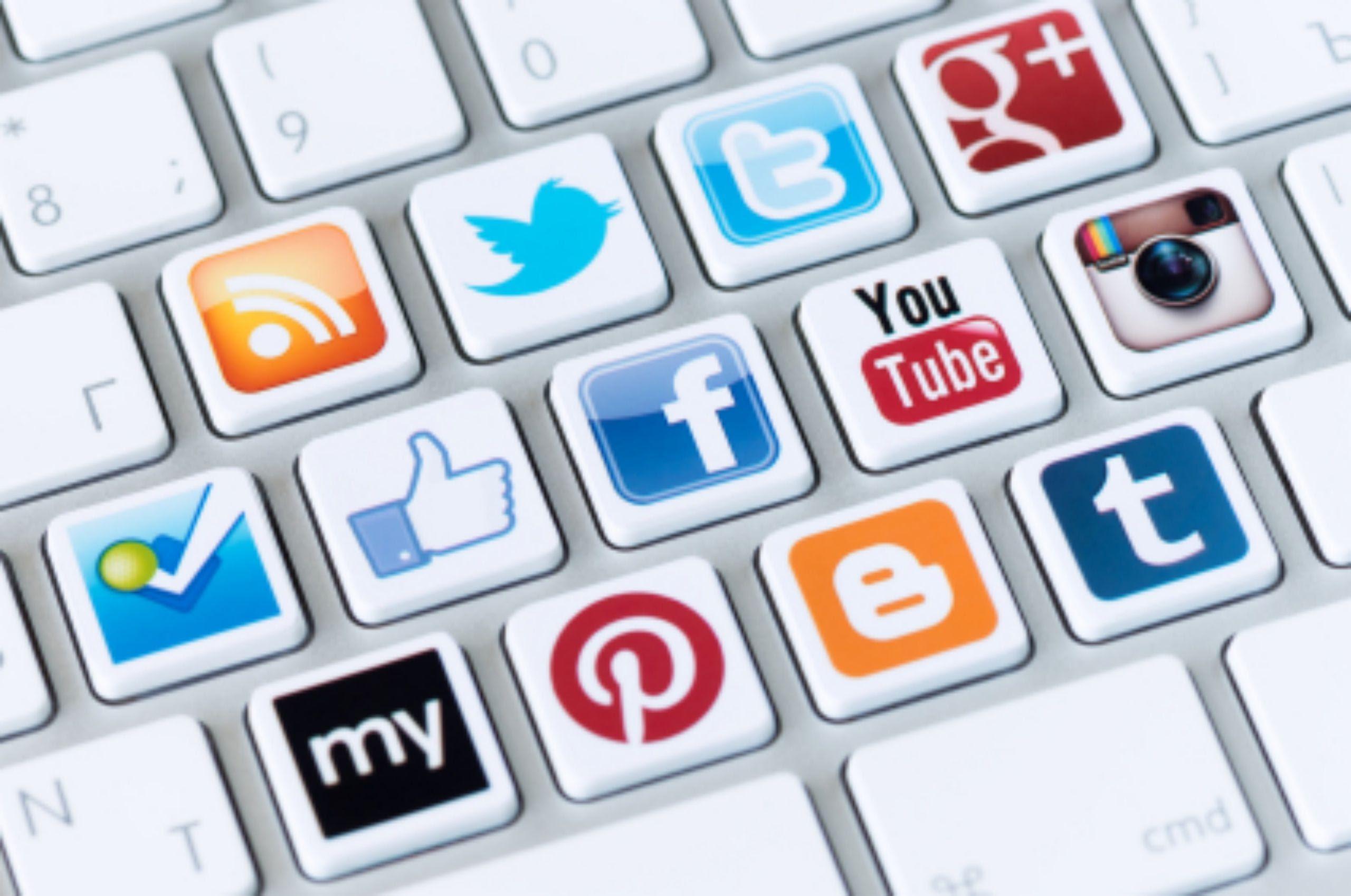 Social Media Wallpapers - Wallpaper Cave