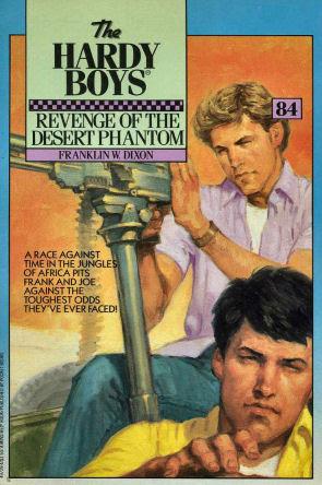 Revenge of the Desert Phantom