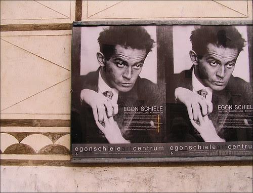 Egon Schiele art centrum by Alina Zanina