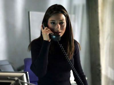 Marisol Nichols in the Season 6 finale of 24.