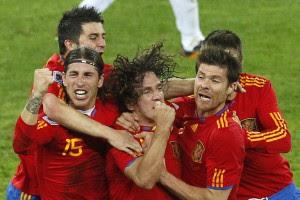 Пуйоль пропустит Евро-2012