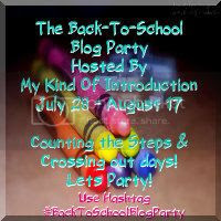 #BackToSchoolBlogParty