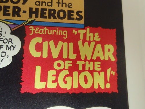 The Civil War of the Legion