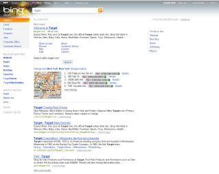 Bing Target