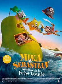 Bande-annonce Mika & Sebastian : l'aventure de la Poire Géante