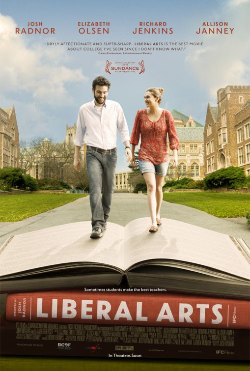 Image result for liberal arts movie poster
