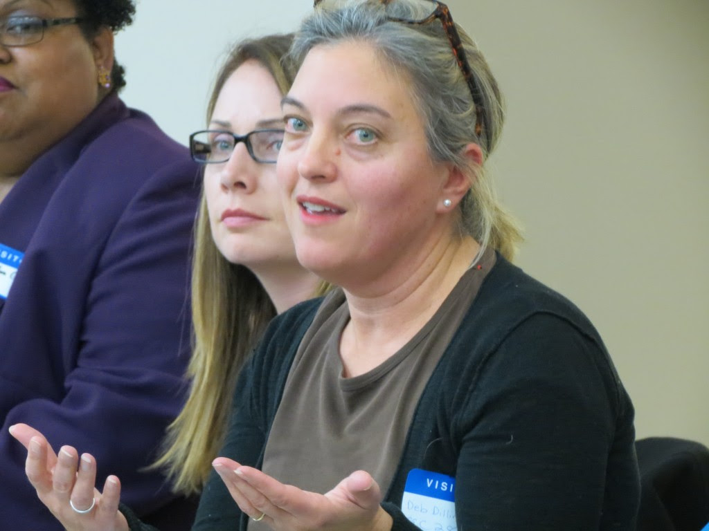 Deborah Dillingham, president of Community Education Council District 28 and a resident of Forest Hills, and numerous other parents at Tuesday evening's Parent Advisory Board, said Mayor-elect Bill de Blasio's administration needs to change the city's educational landscape.