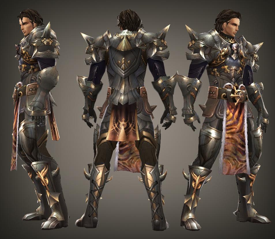 Paladin Armor - Dragon Knights Online Wiki