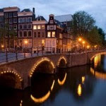 Traveling to Netherlands,  Amsterdam, Venice of the North
