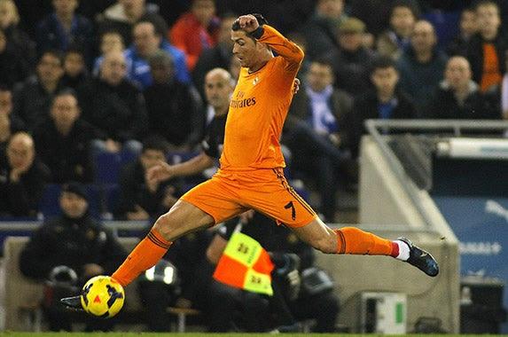 Cristiano Ronaldo © Maxisport/Shutterstock.com