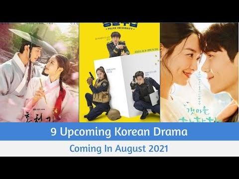 27 Upcoming Korean Dramas in August 2021 - Korean Dramas