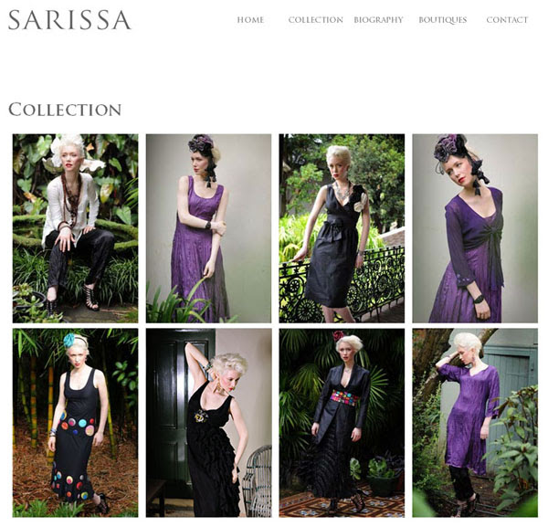 Sarissa Wemons Fashion Range, Fashion Exposed, Lookbooks, Advertising and Catalogue Photography on Location