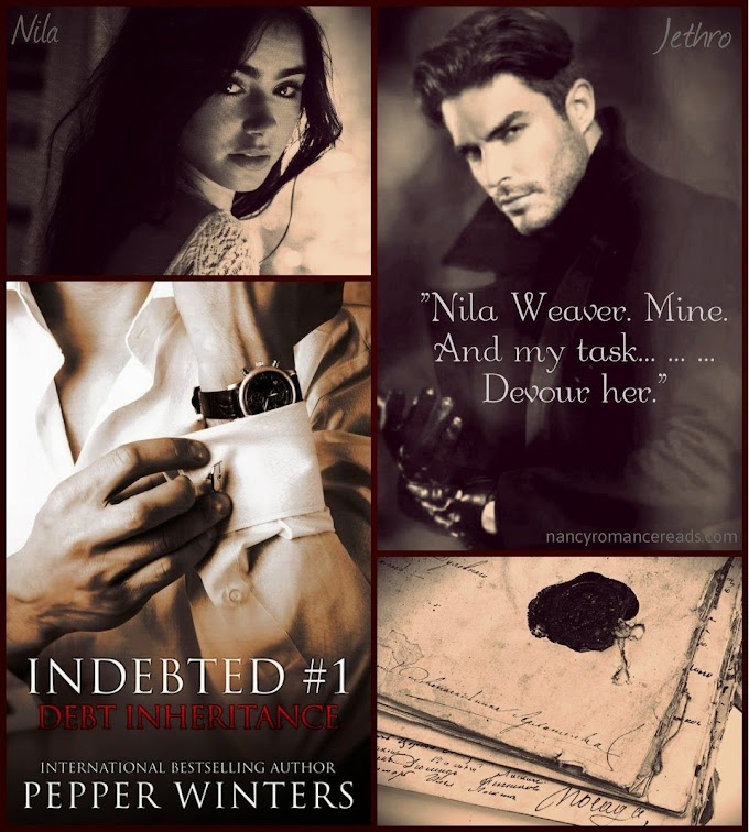 Debt Inheritance (Indebted #1) by Pepper Winters